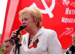 Алла Александровська заарештована в Харкові за сепаратизм