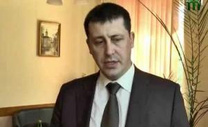 Головний санітарний лікар України Святослав Протас