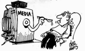media+cartoon