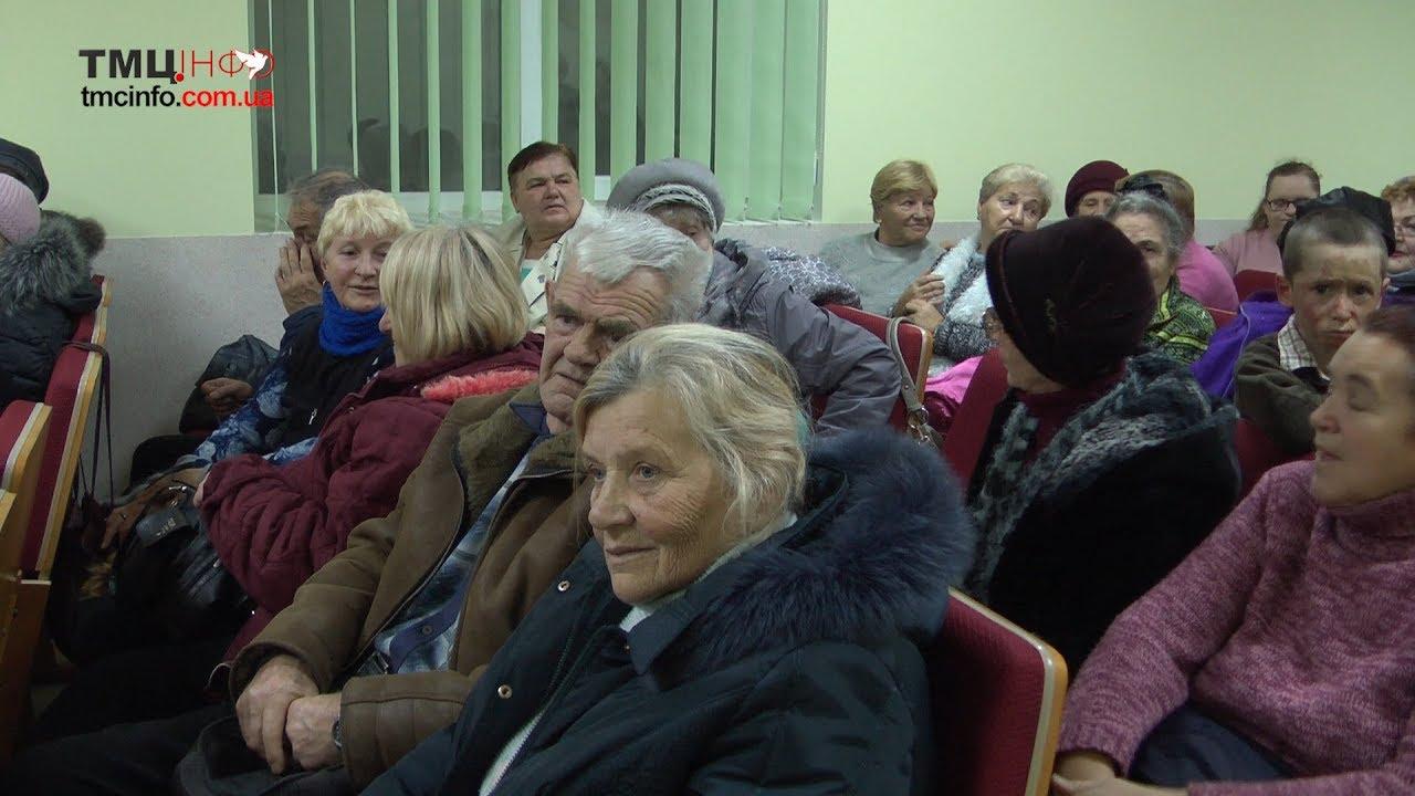У міжнародний день людей з інвалідністю для людей похилого віку заспівала Ірина Борисюк