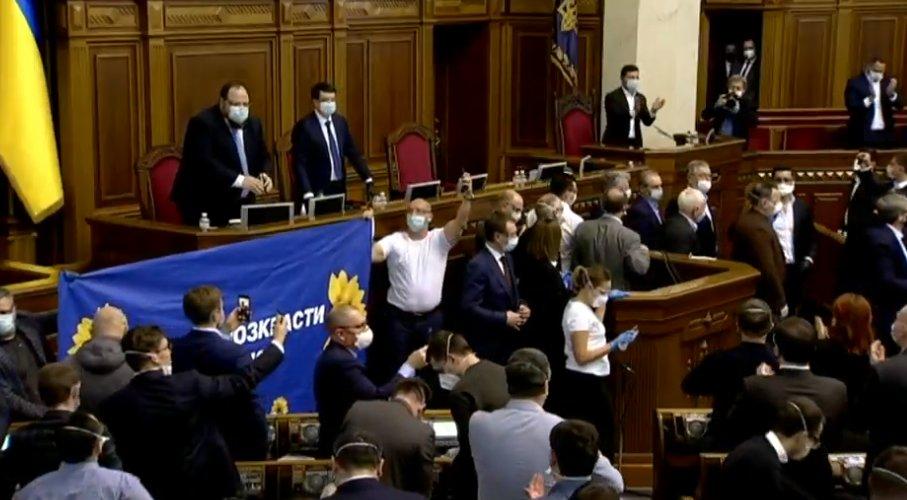Верховна Рада України ухвалила закон про ринок землі