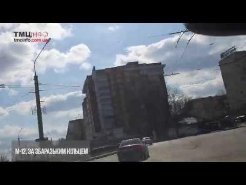 В'їзди у м.Тернопіль ситуація станом на 23 березня 15:00 год