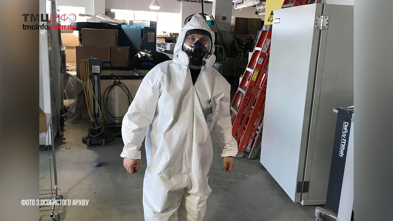Електрик з Нью-Йорка розповів, як з командою готували лікарню до великої кількості інфікованих