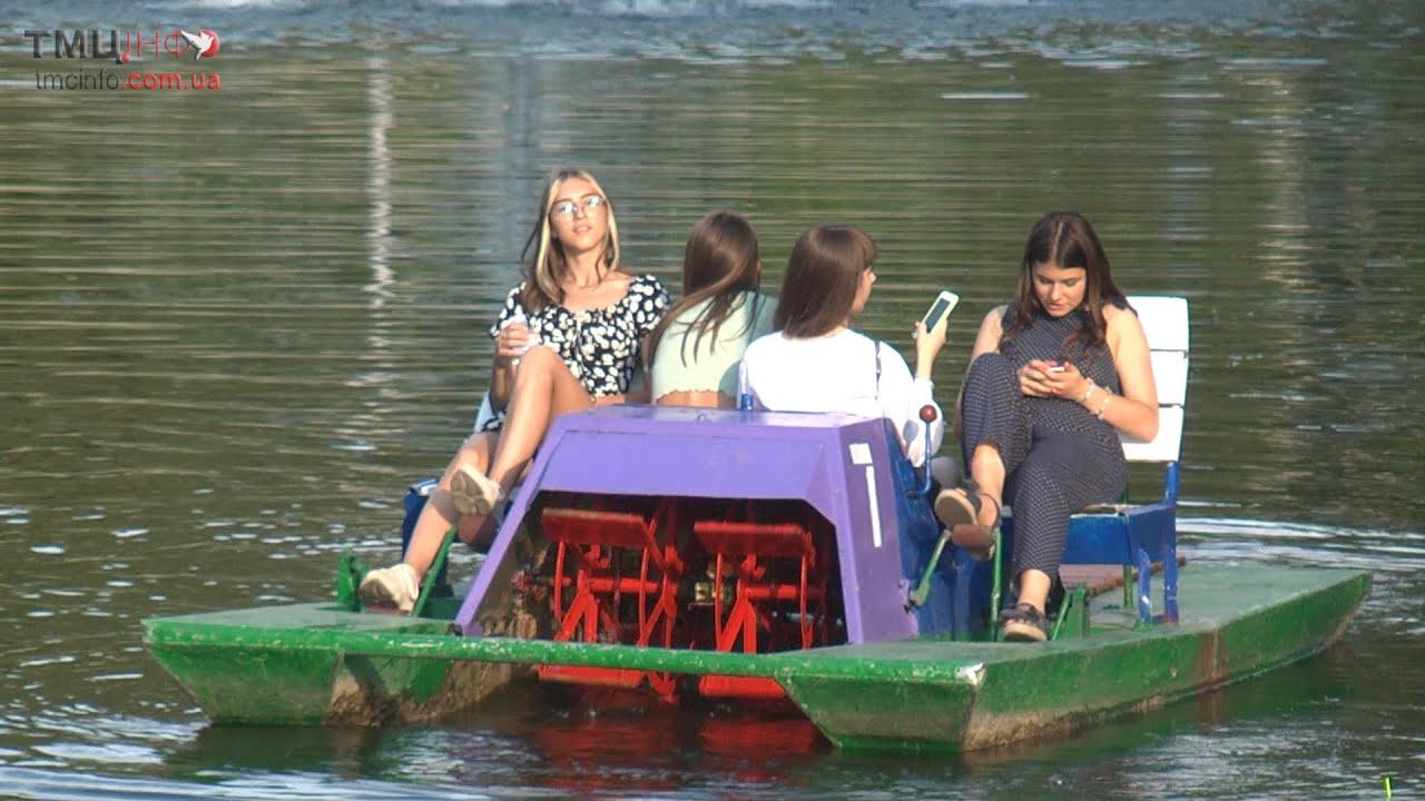 Чи входить у ціну прокату катамаранів у Тернополі якість та безпека?