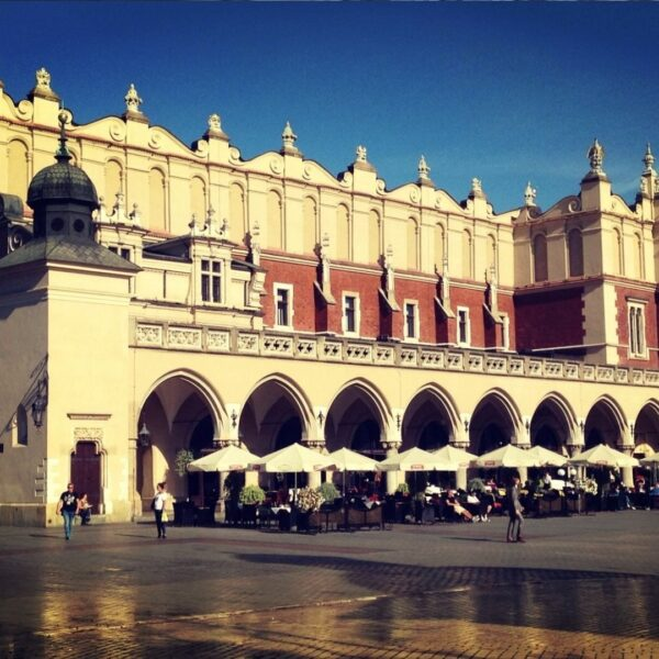 Польща, Краків