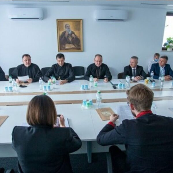 Засідання Ради церков