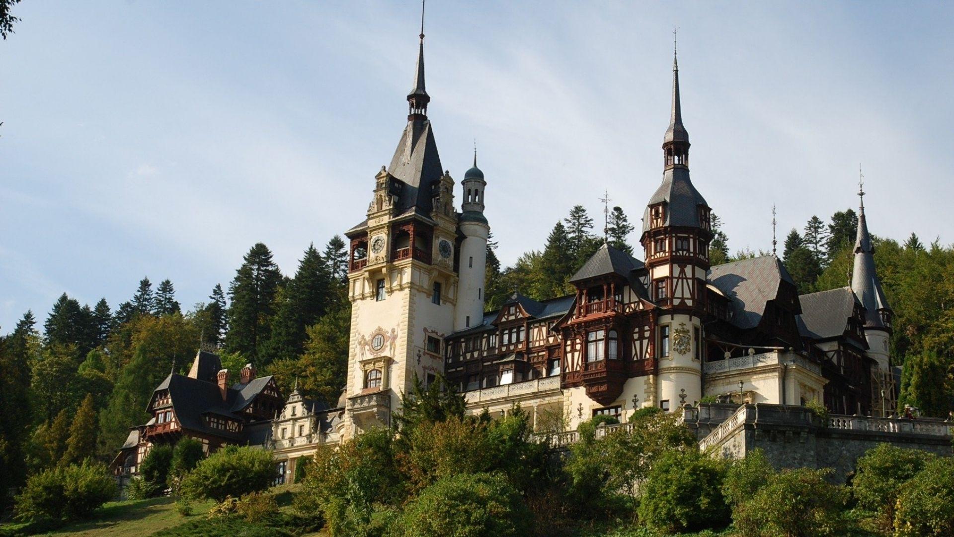 Румунія архітектура замок