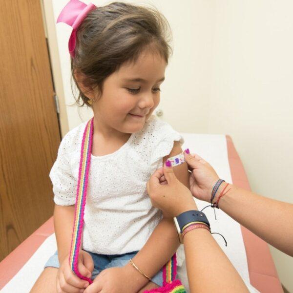 Вакцинація дітей