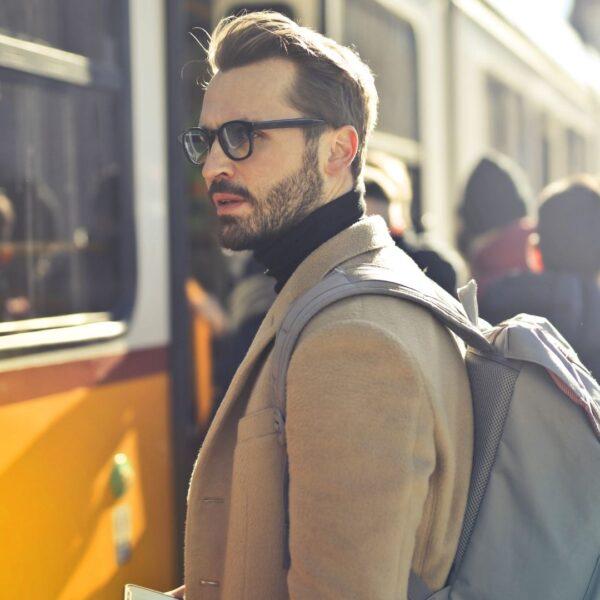 Перевезення пасажирів громадським транспортом