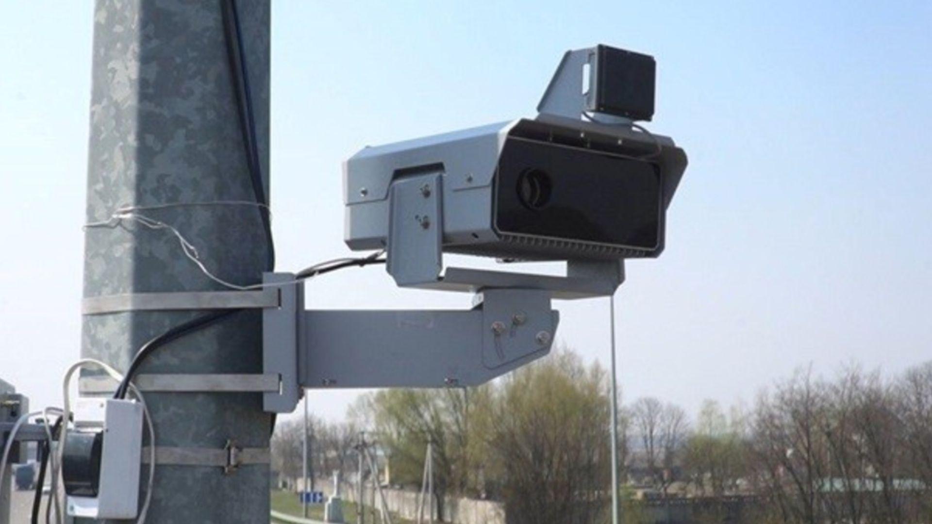 Камери відеофіксації порушень ПДР