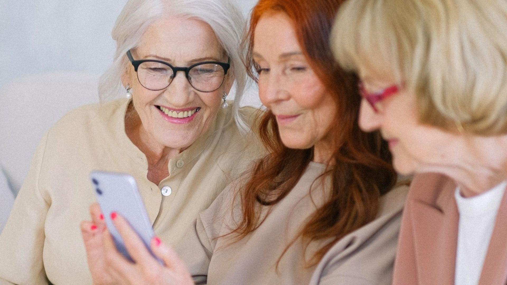 Жінки старшого віку